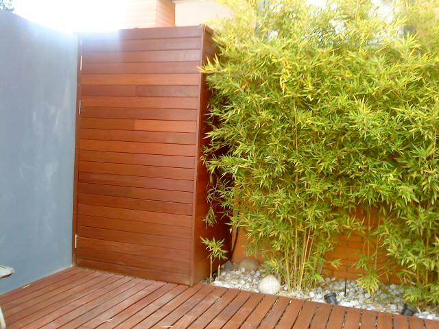 Puertas de madera para jardin fabulous fabricacin puerta - Puertas de madera para jardin ...